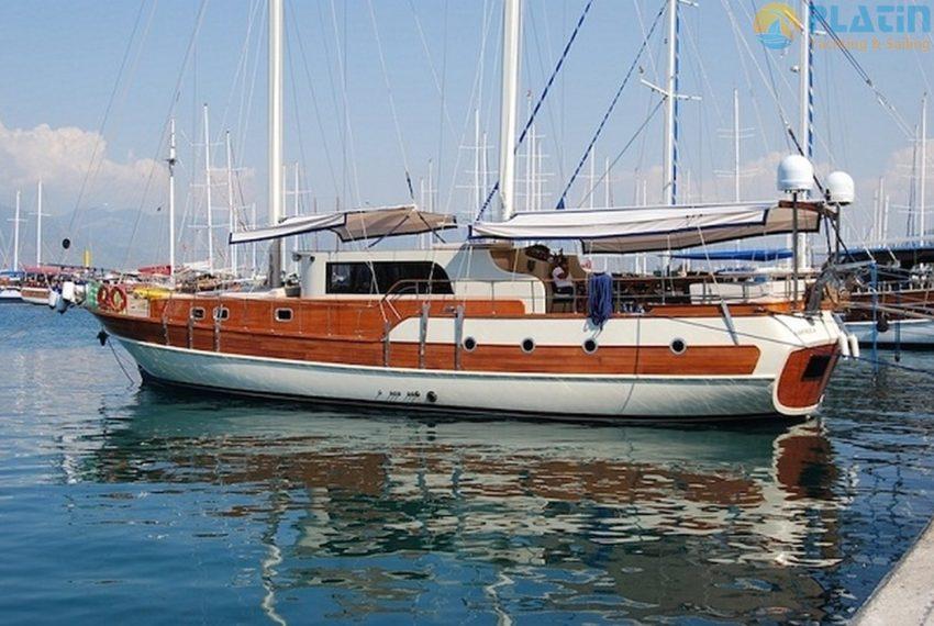 Albatros A Gulet Yat Tekne 11