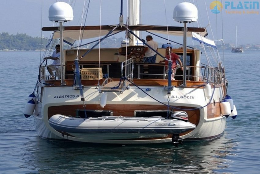 Albatros A Gulet Yat Tekne 12
