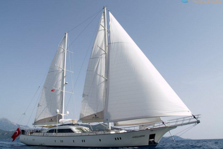 Alessandro Gulet Yat Tekne
