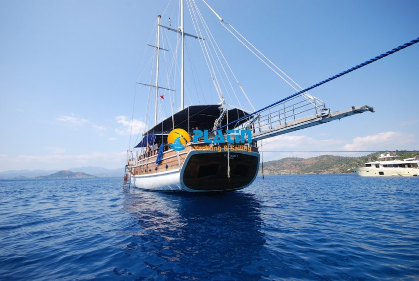 Blue Pearl Gulet Yat 11