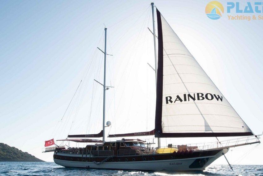 Rainbow Gulet Yat Tekne 01