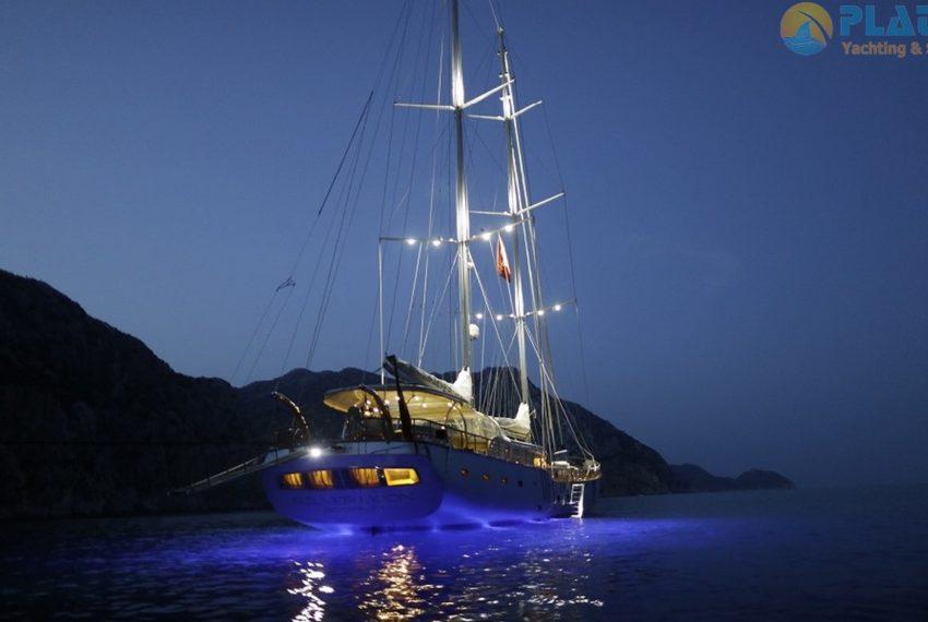 Silver Moon Gulet Yat Tekne 35
