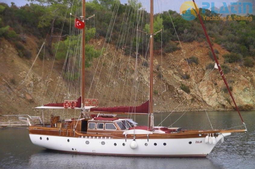 isla Gulet Yat Tekne 05