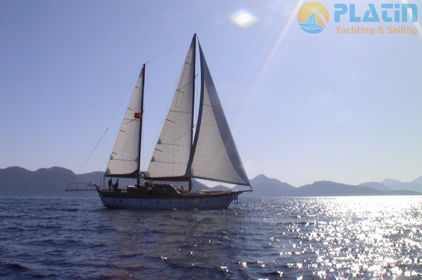 isla Gulet Yat Tekne 06