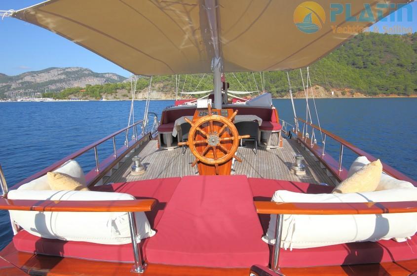 isla Gulet Yat Tekne 09