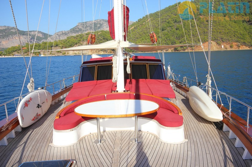 isla Gulet Yat Tekne 11