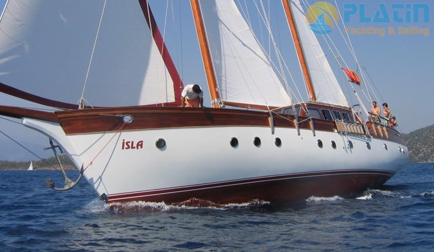 isla Gulet Yat Tekne 15