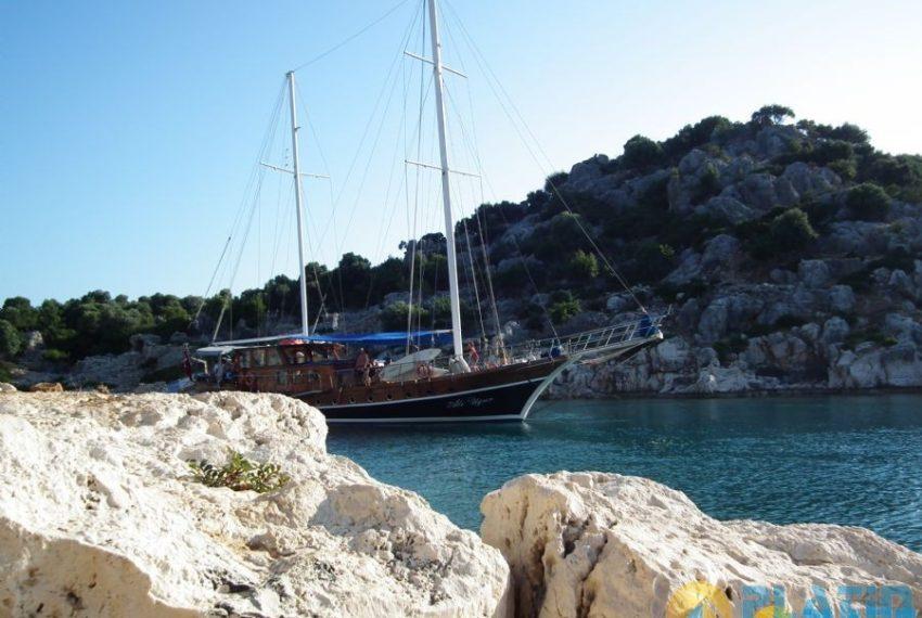 Ali Ugur gulet yat kiralik Tekne 01