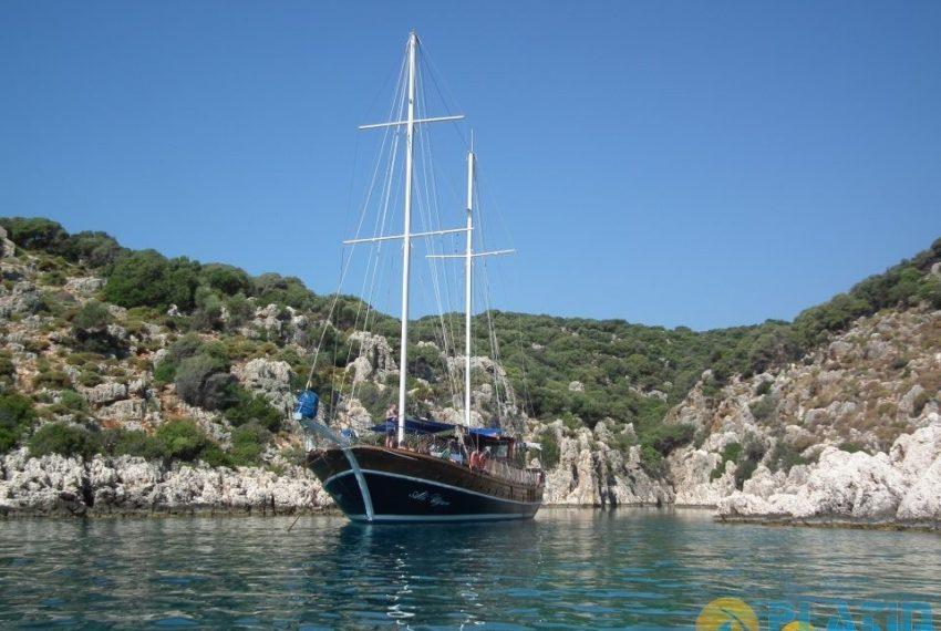 Ali Ugur gulet yat kiralik Tekne 02