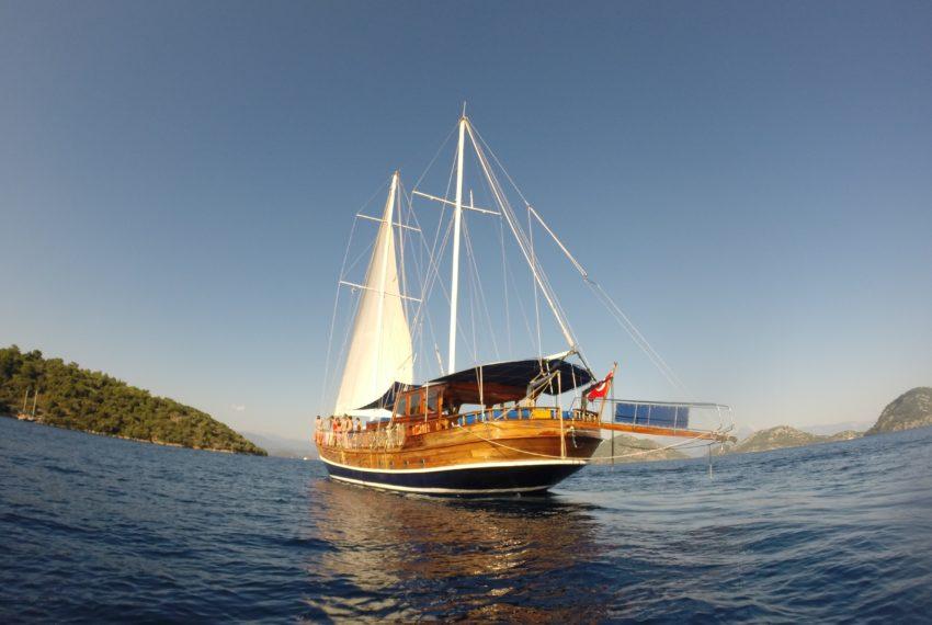 Ali Ugur gulet yat kiralik Tekne 10