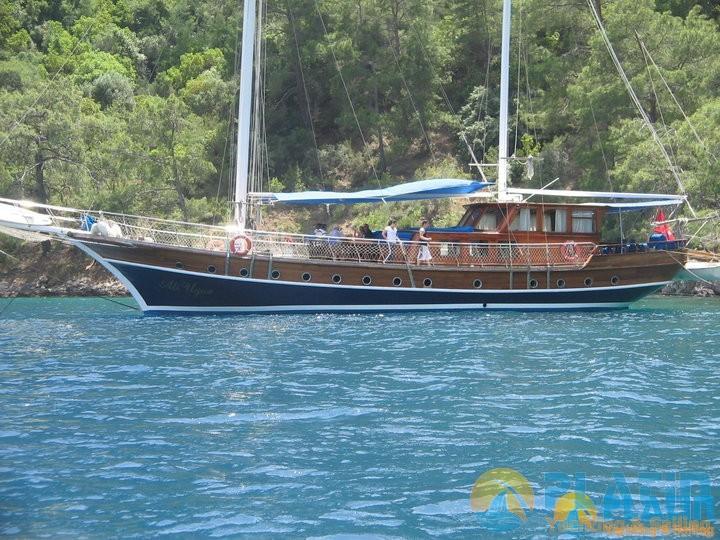 Ali Ugur gulet yat kiralik Tekne 13