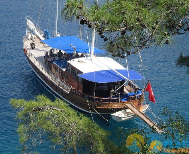 Ali Ugur gulet yat kiralik Tekne