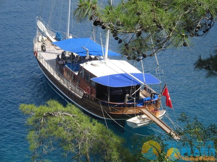 Ali Ugur gulet yat kiralik Tekne 14