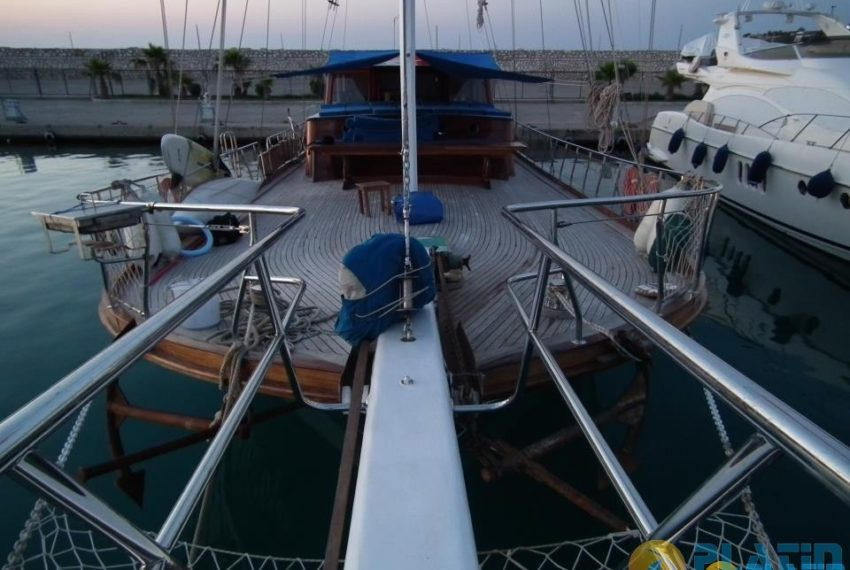 Ali Ugur gulet yat kiralik Tekne 15