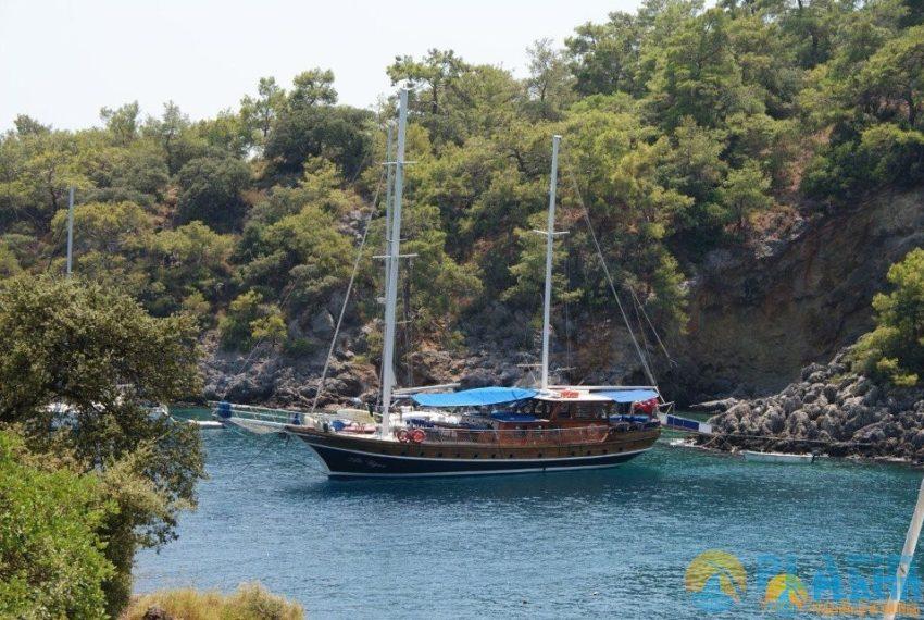 Ali Ugur gulet yat kiralik Tekne 18