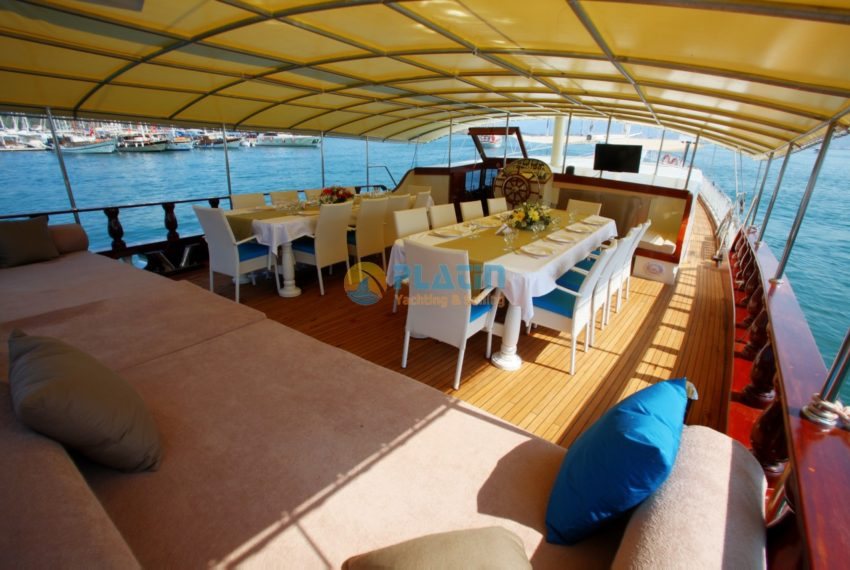 Holiday V Gulet Yat Tekne 02
