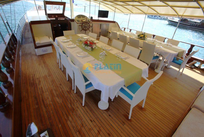 Holiday V Gulet Yat Tekne 03