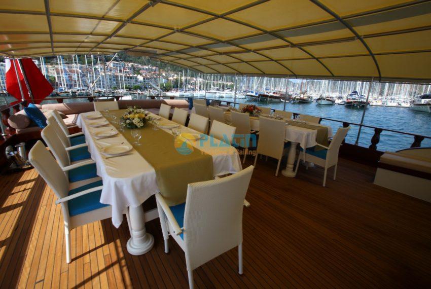 Holiday V Gulet Yat Tekne 04