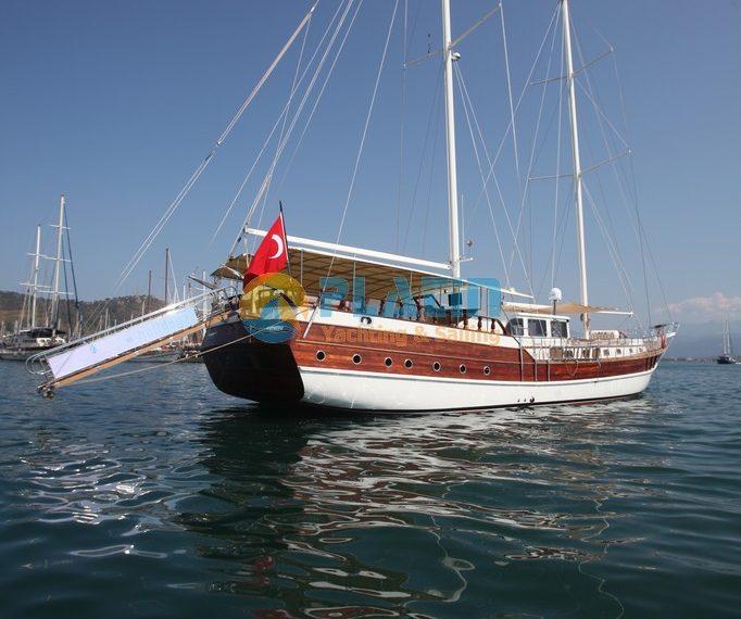 Holiday V Gulet Yat Tekne 07