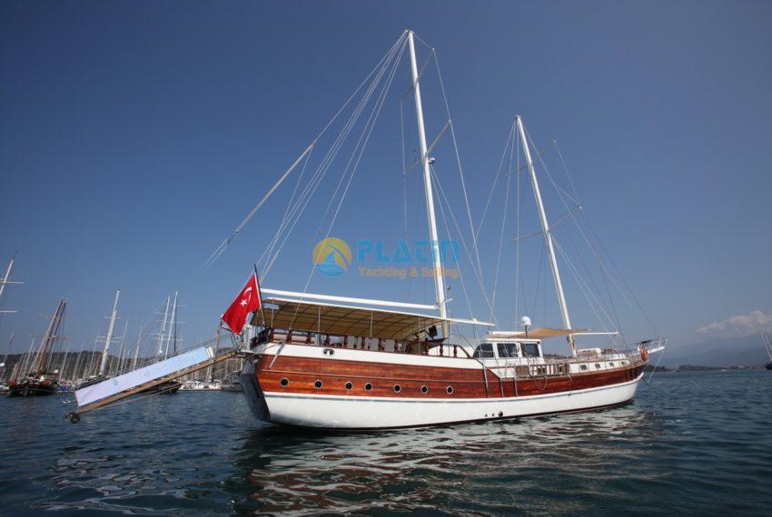 Holiday V Gulet Yat Tekne 08