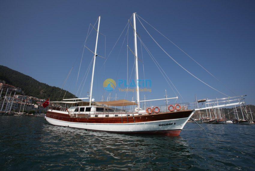 Holiday V Gulet Yat Tekne 09