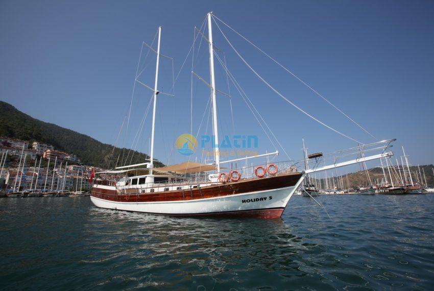 Holiday V Gulet Yat Tekne 10
