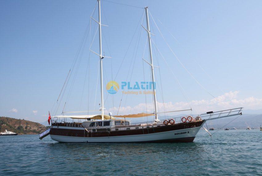 Holiday V Gulet Yat Tekne 11
