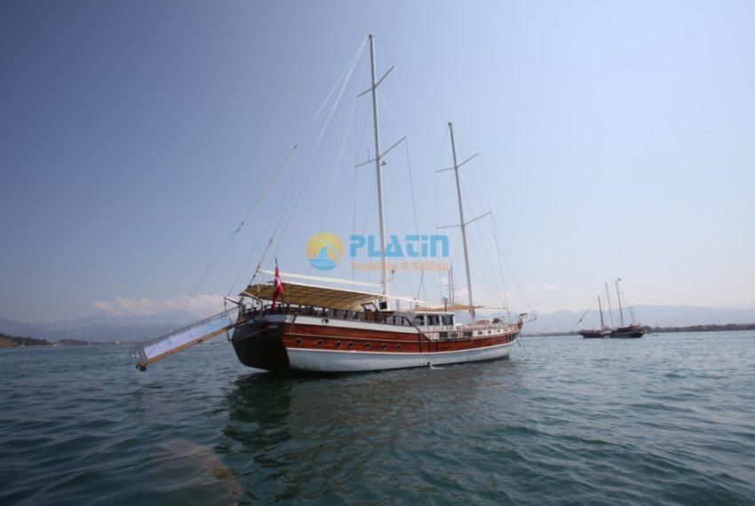 Holiday V Gulet Yat Tekne 12