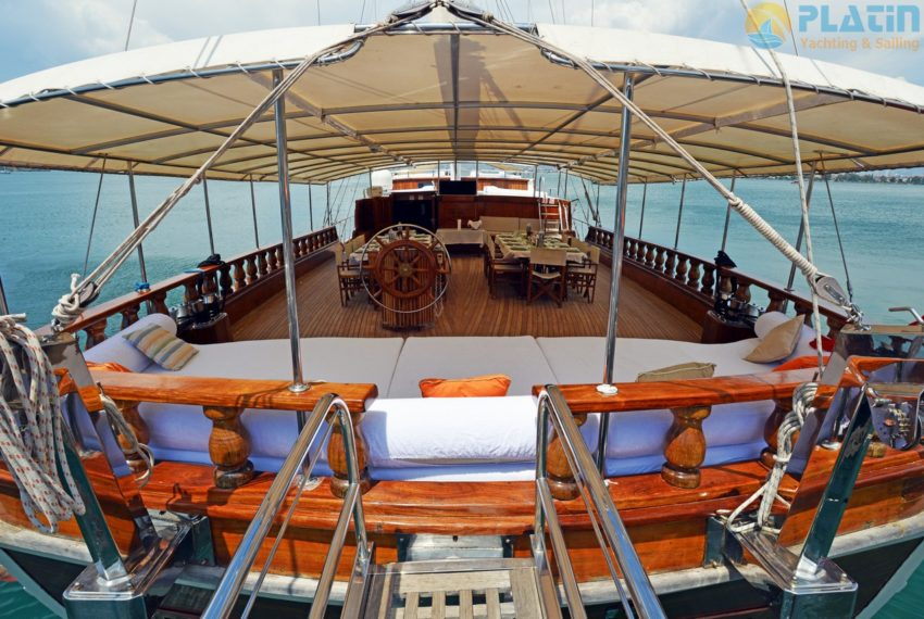 Holiday X Gulet Yat Tekne 01
