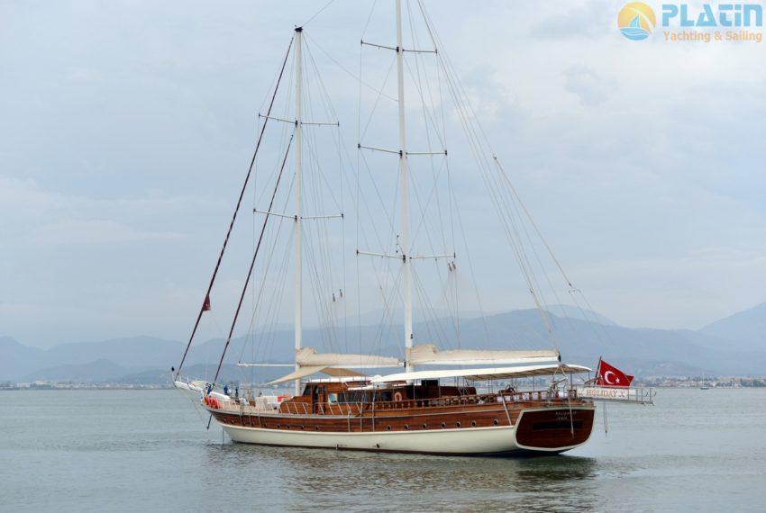 Holiday X Gulet Yat Tekne 04