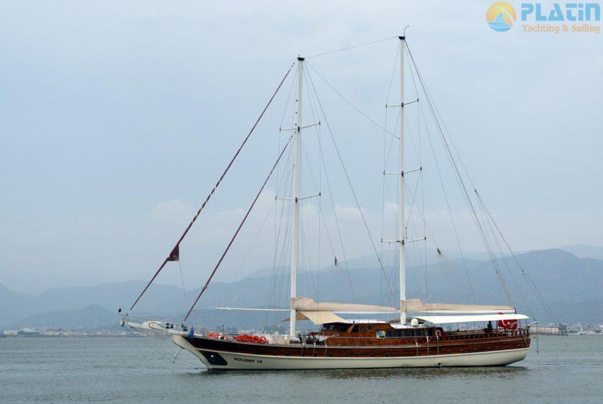 Holiday X Gulet Yat Tekne 05