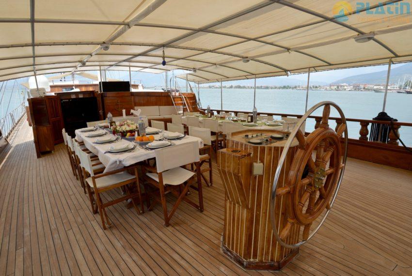 Holiday X Gulet Yat Tekne 11