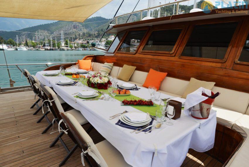 Holiday X Gulet Yat Tekne 12