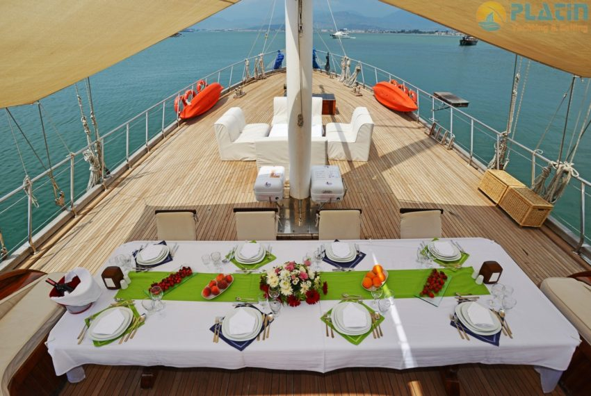 Holiday X Gulet Yat Tekne 13