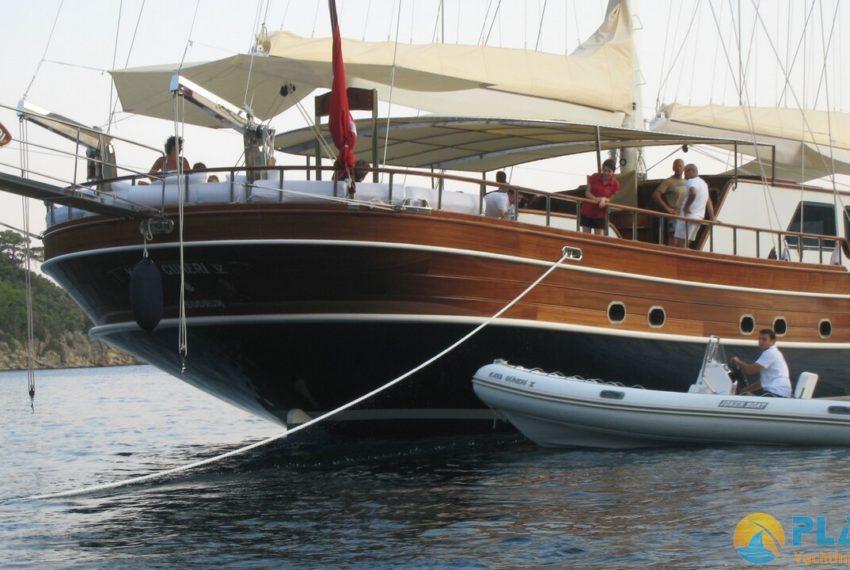Kaya Guneri V Gulet Yat Tekne 01