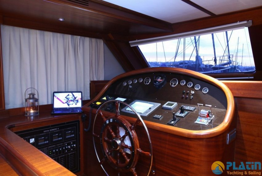 Kaya Guneri V Gulet Yat Tekne 05