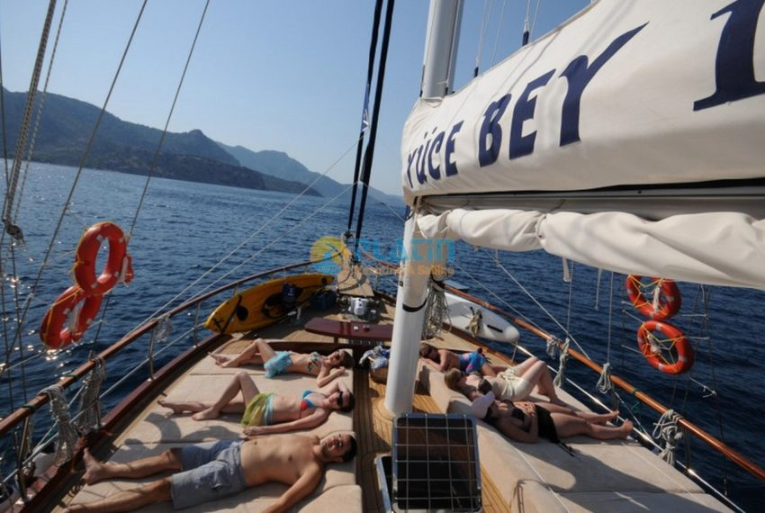Yucebey 1 Gulet Yat Tekne 10
