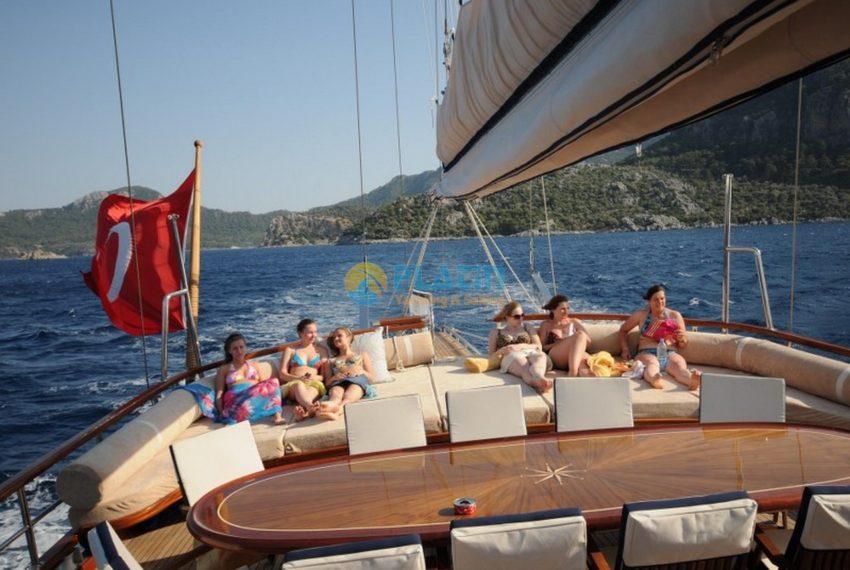 Yucebey 1 Gulet Yat Tekne 11