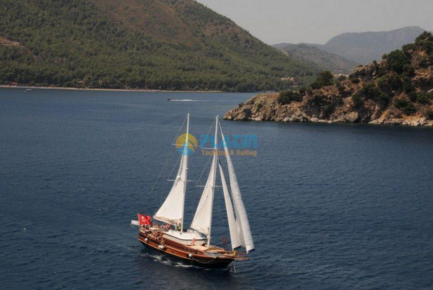 Yucebey 1 Gulet Yat Tekne 25