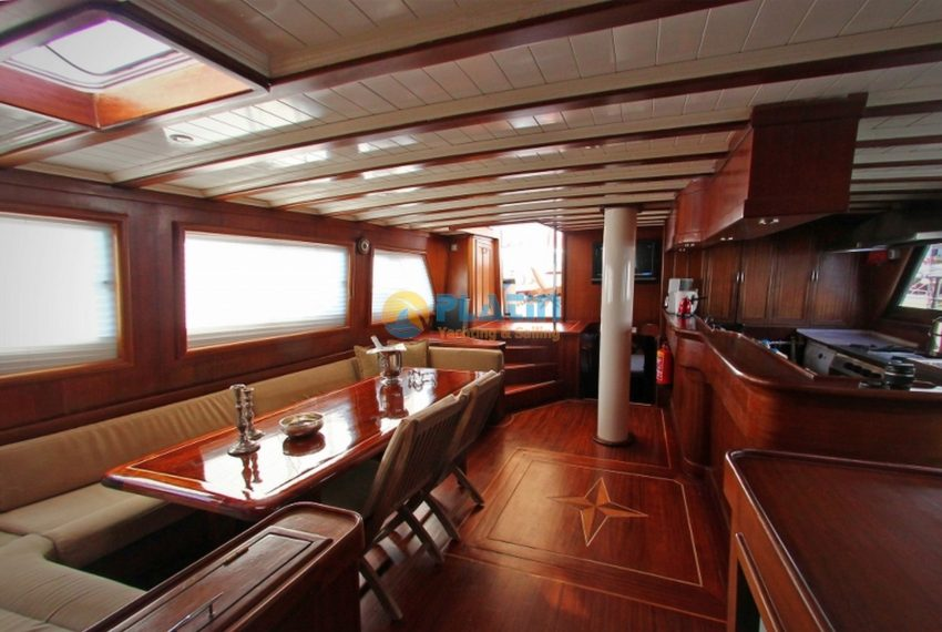 Yucebey Gulet Yat Tekne 07