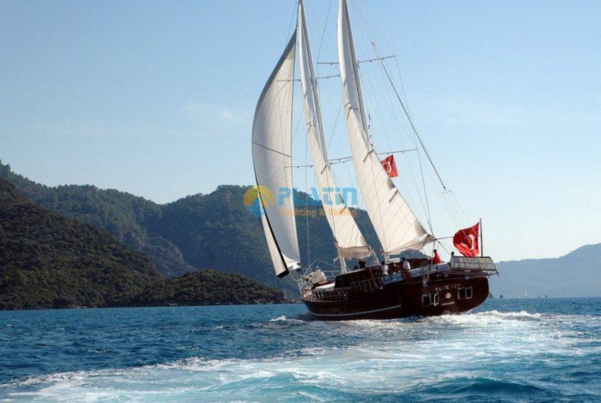 Yucebey Gulet Yat Tekne 21