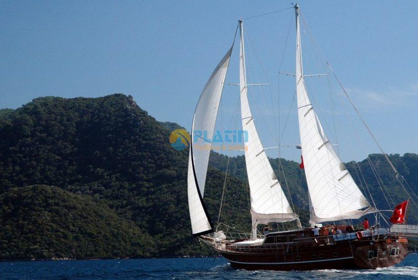 Yucebey Gulet Yat Tekne 22